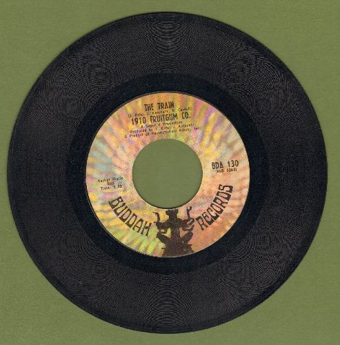 1910 Fruitgum Co. - The Train/Eternal Light - VG7/ - 45 rpm Records
