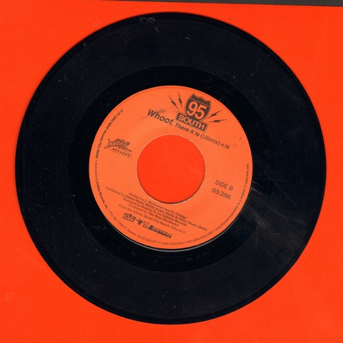 95 South - Whoot, There It Is (Ultimix)/Whoot, There It Is (Radio Style) - NM9/ - 45 rpm Records