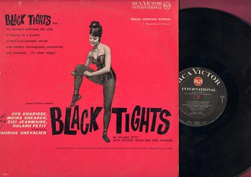 Black Tights - Black Tights - Original Motion Picture Sound Track (vinyl LP record) - NM9/EX8 - LP Records
