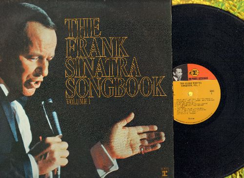 Sinatra, Frank - The Frank Sinatra Songbook Vol. 1: Didn't We, Gentle On My Mind, The Girl From Ipanema, The Impossible Dream (vinyl STEREO LP record) - VG7/EX8 - LP Records