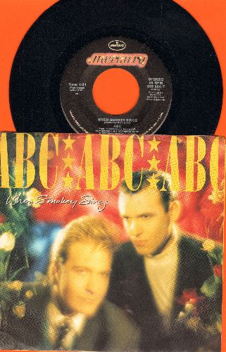 ABC - When Smokey Sings/Chicago (part 1) (with picture sleeve) - NM9/EX8 - 45 rpm Records