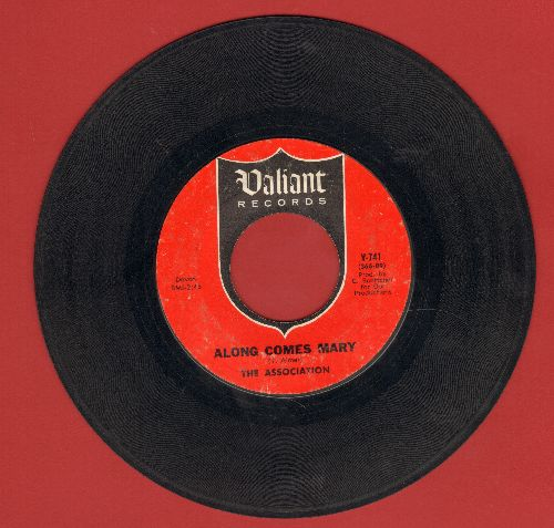 Association - Along Comes Mary/Your Own Love  - VG7/ - 45 rpm Records