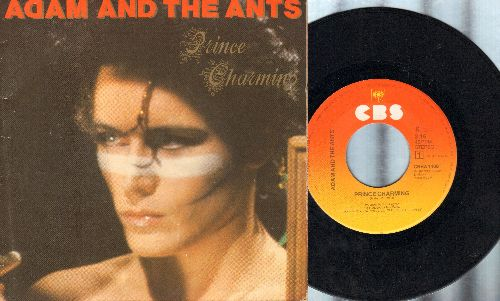 Adam And The Ants - Prince Charming/Christian D'or (Dutch Pressing with gate-fold cover) - NM9/EX8 - 45 rpm Records