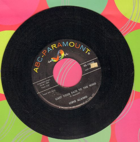 Alaimo, Steve - Cast Your Fate To The Wind/Mais Oui - EX8/ - 45 rpm Records