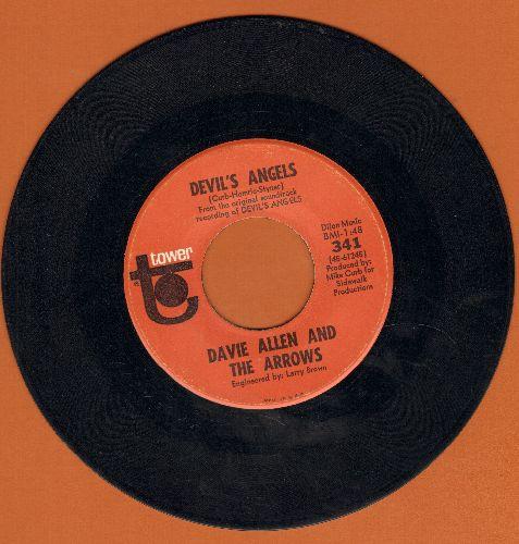 Allen, Davie & The Arrows - Devil's Angels/Cody's Theme - EX8/ - 45 rpm Records