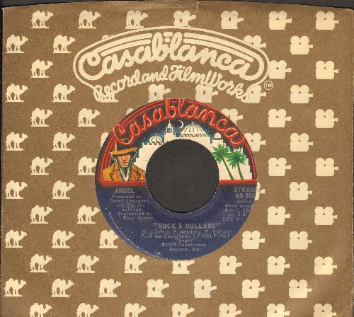 Angel - Rock & Rollers/Mariner (with Casablanca company sleeve) - EX8/ - 45 rpm Records