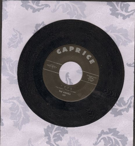 Angels - Til/A Moment Ago - EX8/ - 45 rpm Records