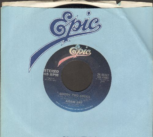 Ant, Adam - Goody Two Shoes/Crackpot History (MINT condition with Epic company sleeve) - M10/ - 45 rpm Records
