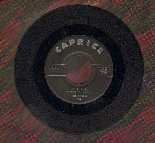 Angels - Til/A Moment Ago - VG7/ - 45 rpm Records