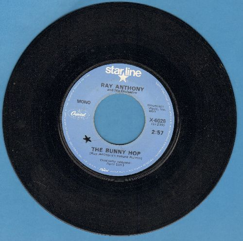 Anthony, Ray - The Hokey Pokey/The Bunny Hop  (re-issue) - VG7/ - 45 rpm Records