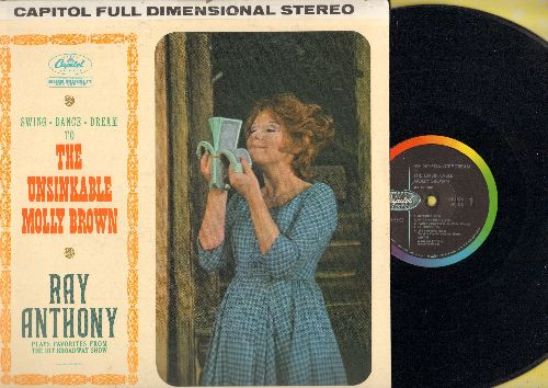 Anthony, Ray - Swing, Dance, Dream to The Unsinkable Molly Brown (vinyl STEREO LP record) - NM9/EX8 - LP Records
