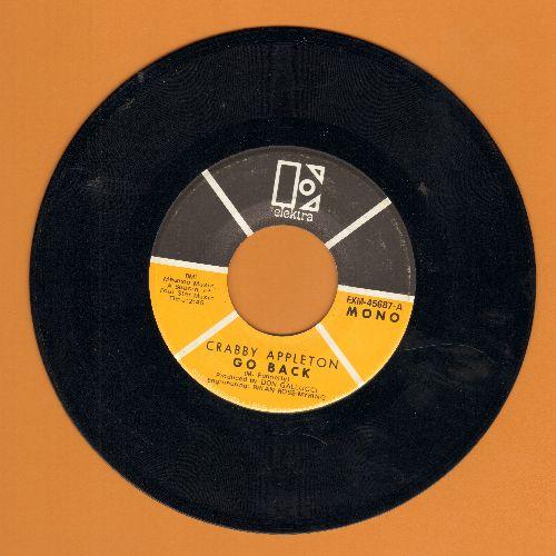 Appleton, Crabby - Go Back/Try - NM9/ - 45 rpm Records