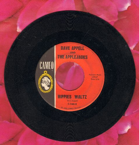 Appell, Dave & The Applejacks - Back In Sixty Seconds/Hippies Waltz (minor wol) - VG7/ - 45 rpm Records