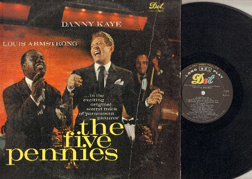 Kaye, Danny, Louis Armstrong - The Five Pennies - Original Motion Picture Sound Track (vinyl MONO LP record) - NM9/VG7 - LP Records