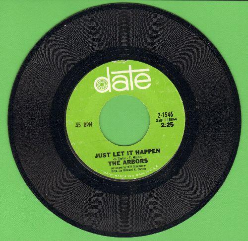 Arbors - Just Let It Happen/Dreamer Girl - NM9/ - 45 rpm Records