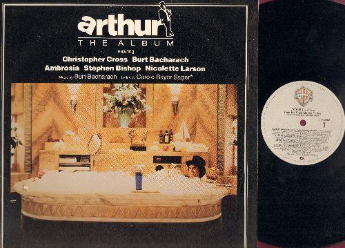 Bacharach. Burt - Arthur The Album: Arthur's Theme, Fool Me Again, Poor Rich Boy, It's Only Love' Touch, Money, Moving Pictures (Vinyl LP Record) - NM9/EX8 - LP Records