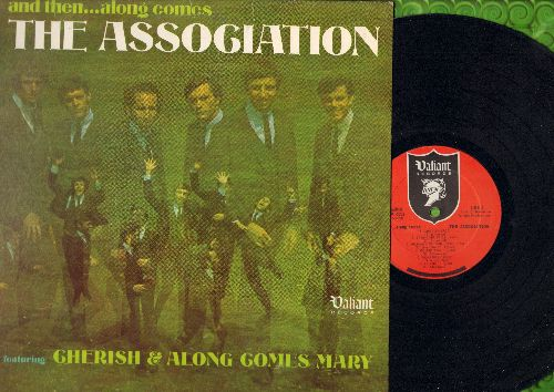 Association - And Then…Along Comes The Association: Cherish, Along Comes Mary, Changes, Enter The Young, Your Own Love (vinyl MONO LP record) - EX8/EX8 - LP Records