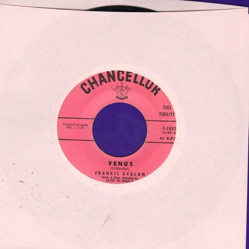 Avalon, Frankie - Venus/I'm Broke - VG7/ - 45 rpm Records