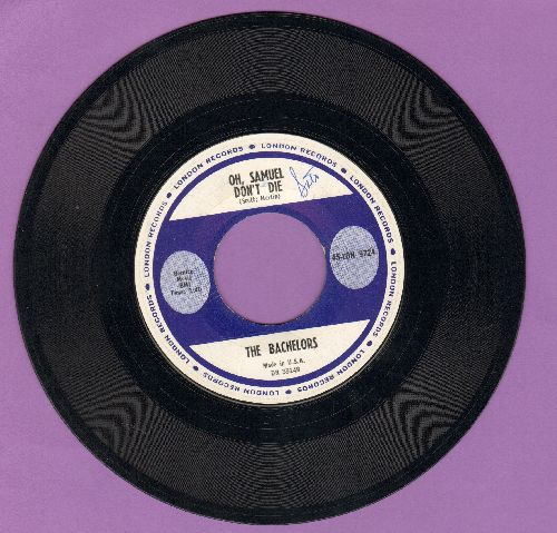 Bachelors - No Arms Can Ever Hold You/Oh, Samuel Don't Die - NM9/ - 45 rpm Records