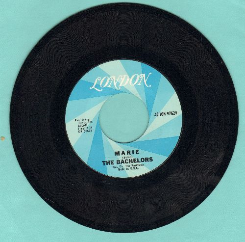 Bachelors - Marie/You Can Tell - NM9/ - 45 rpm Records