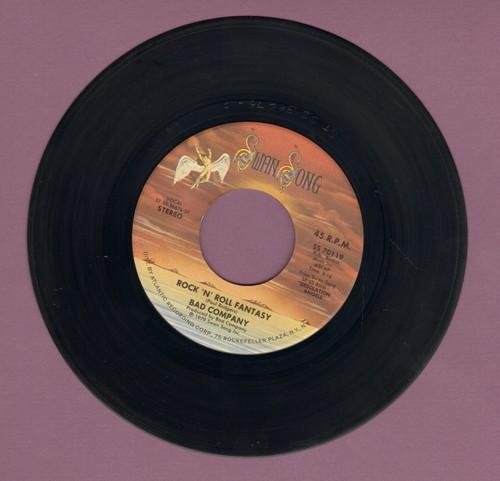 Bad Company - Rock 'N' Roll Fantasy/Crazy Circles - EX8/ - 45 rpm Records