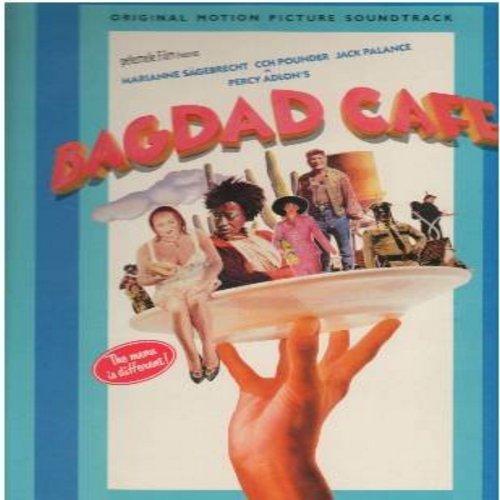Bagdad Café - Bagdad Café - Original Motion Picture Sound Track (vinyl STEREO LP record) - M10/EX8 - LP Records