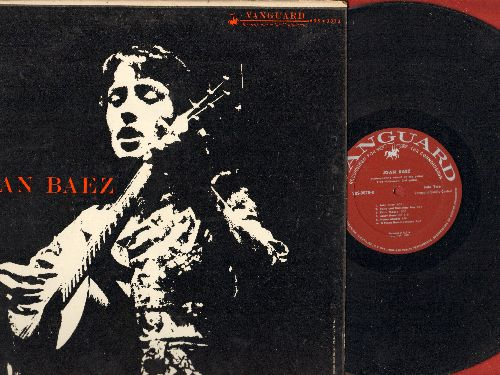 Baez, Joan - Joan Baez: Silver Dagger, House Of The Rising Sun, John Riley, Little Moses, Mary Hamilton (vinyl STEREO LP record) - VG7/VG7 - LP Records