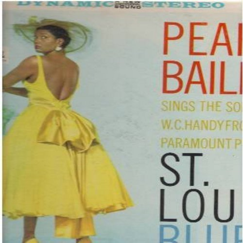 Bailey, Pearl - Pearl Bailey sings the songs of W. C. Handy from the Paramount Picture St. Louis Blues (vinyl STEREO LP record) - M10/EX8 - LP Records