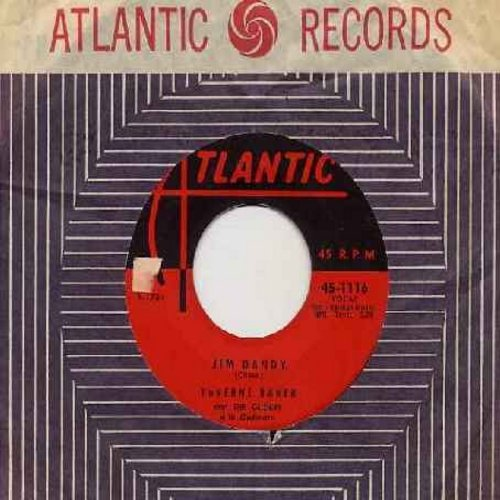 Baker, LaVern - Jim Dandy/Tra La La (with Atlantic company sleeve) - VG7/ - 45 rpm Records