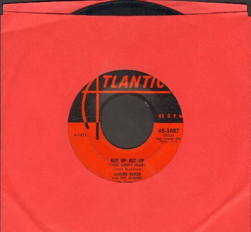 Baker, LaVern & The Gliders - Get Up Get Up (You Sleepy Head)/My Happiness Forever - VG7/ - 45 rpm Records