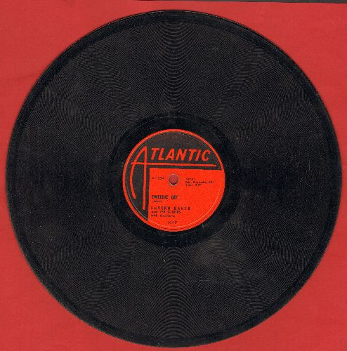 Baker, LaVern - Tweedlee Dee/Tomorrow Night (10 inch 78rpm record) - VG6/ - 78 rpm
