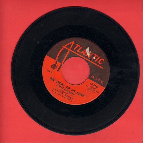 Baker, LaVern - The Story Of My Love (I Had A Dream)/See See Rider (with juke box label) - VG7/ - 45 rpm Records