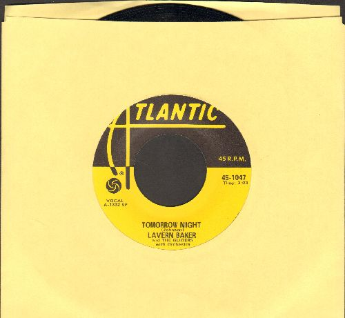 Baker, LaVern - Tweedlee Dee/Tomorrow Night authentic-looking yellow label re-issue) - NM9/ - 45 rpm Records