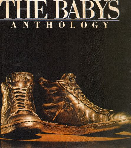Babys - Anthology: Head First, Money, If You've Got The Time, Give Me Your Love (vinyl LP record) - NM9/EX8 - LP Records