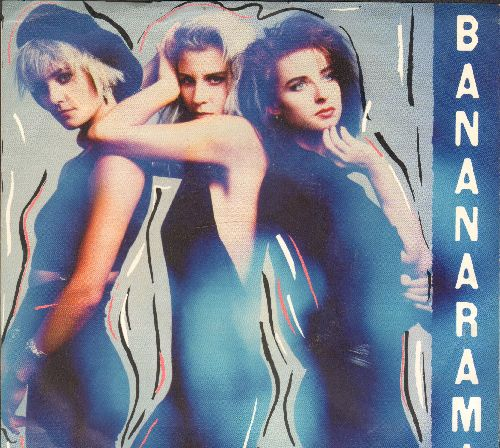 Bananarama - More Than Physical/Scarlett (with picture sleeve) - NM9/NM9 - 45 rpm Records
