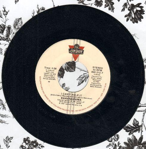 Bananarama - I Can't Help It/Mr. Sleaze  - NM9/ - 45 rpm Records