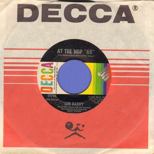 Barry, Len - At The Hop