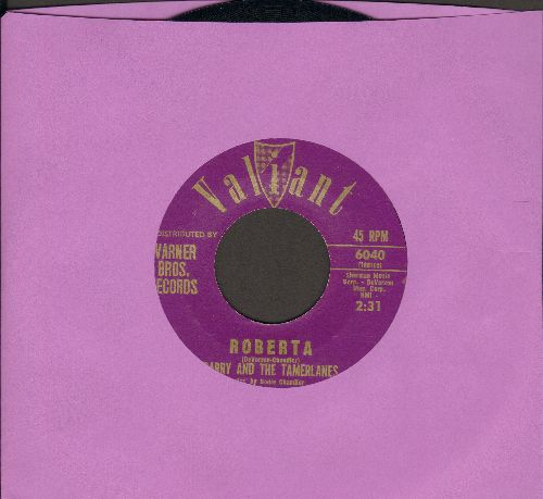 Barry & The Tamberlanes - Butterfly/Roberta (NICE condition!) - NM9/ - 45 rpm Records