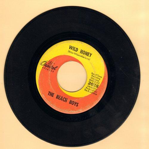 Beach Boys - Wild Honey/Wind Chimes  - VG7/ - 45 rpm Records