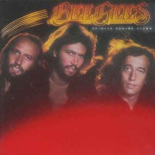 Bee Gees - Spirits Having Flown: Tragedy, Too Much Heaven, Love You Inside Out, I'm Satisfied (vinyl STEREO LP record, gate-fold cover) - NM9/EX8 - LP Records
