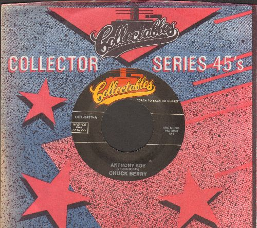 Berry, Chuck - Anthony Boy (re-issue with company sleeve) - NM9/ - 45 rpm Records