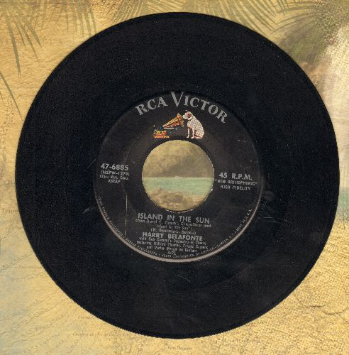 Belafonte, Harry - Island In The Sun/Coconut Woman - VG7/ - 45 rpm Records