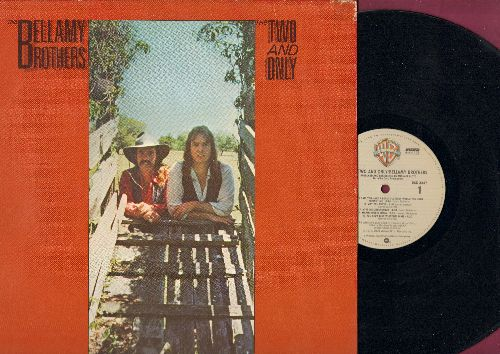 Bellamy Brothers - The Two And Only: If I Said You Had A Beautiful Body Would You Hole It Against Me, You Ain't Just Whistlin' Dixie, Wet T-Shirt, Lovin' On (vinyl STEREO LP record) - EX8/EX8 - LP Records