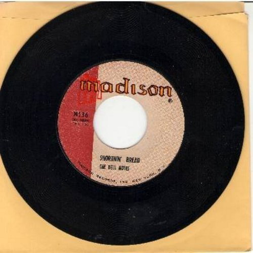 Bell Notes - Shortnin' Bread/To Each His Own  - VG7/ - 45 rpm Records