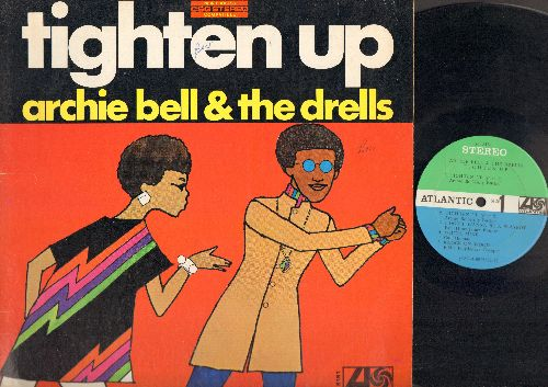 Bell, Archie & The Drells - Tighten Up: Knock On Wood, In The Midnight Hour, A Thousand Wonders, A Soldier's Prayer 1967 (vinyl STEREO LP record) - EX8/VG7 - LP Records