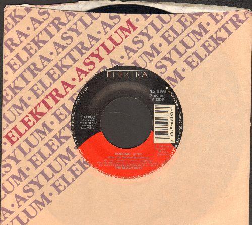 Beach Boys - Kokomo/Tutti Frutti (by Little Richard on flip-side) (from film -Cocktail-, with Elektra company sleeve) - EX8/ - 45 rpm Records