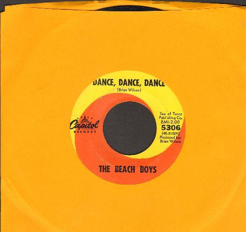 Beach Boys - Deance, Dance, Dance/The Warmth Of The Sun - VG7/ - 45 rpm Records