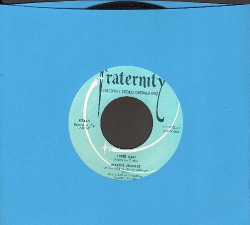 Meinert, Margie - Tiger Rag/Here Comes The Show Boat/Waiting For The Robert E. Lee - M10/ - 45 rpm Records