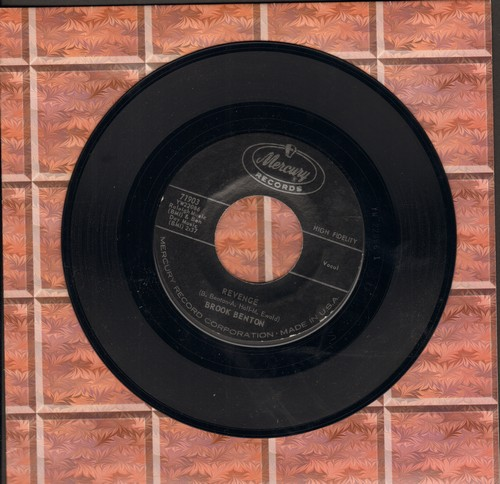 Benton, Brook - Revenge/Really, Really - NM9/ - 45 rpm Records