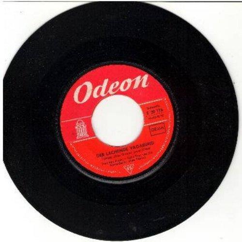 Bertelmann, Fred - Der Lachende Vagabund/Canabamberra (German Pressing, sung in German) - NM9/ - 45 rpm Records